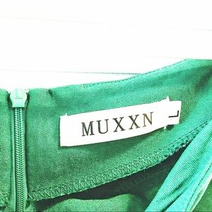 MUXXN Dresses - 1950s pinup swing dress